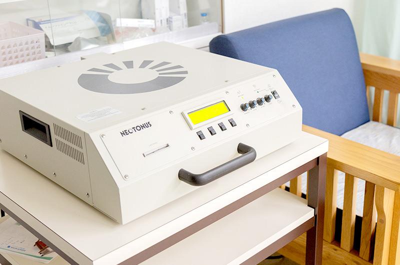 2. FDA認可の「ネオコントロール(骨盤底筋治療システム)」を導入